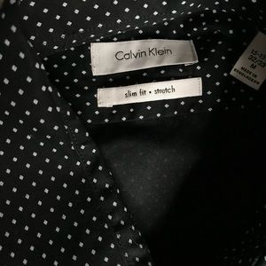 Calvin Klein button shirt